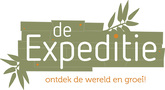 De homepage van De Expeditie